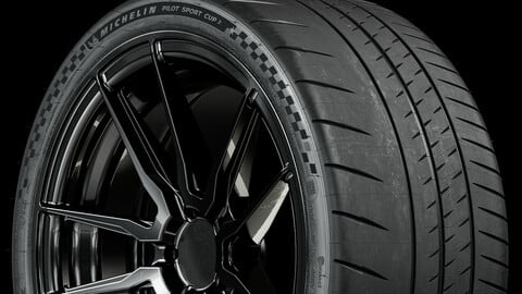 Michelin Pilot Sport CUP 2 (Real World Details) 285/30 R20 99Y
