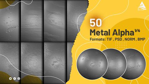 50 Metal Alpha (vol.4)