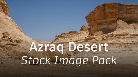 Azraq Desert - Stock Image Pack