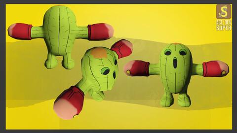 Digimon - Togemon Model 3D
