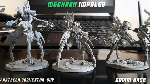 Mechron Impaler  + 60mm Base