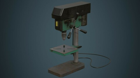 Drill Press 2B