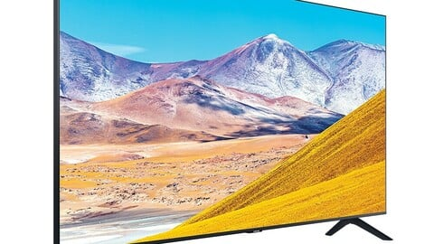 Crystal UHD TV 189cm