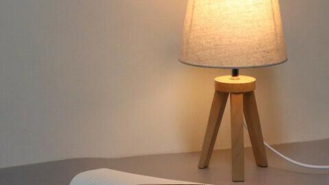 moody wood table lighting mood stage stand
