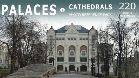 Palaces & Cathedrals - Reference Pack