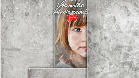 Free Volumetric Backgrounds