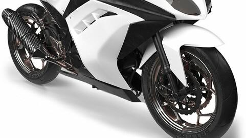 motorcycle kawazaki300
