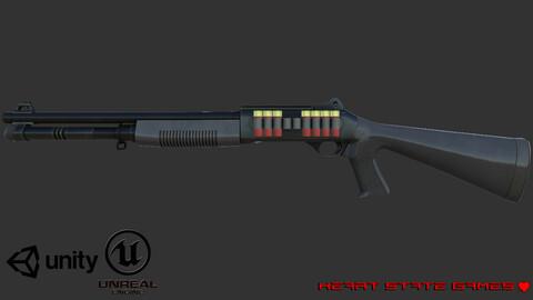 XM1014 Auto-Shotgun
