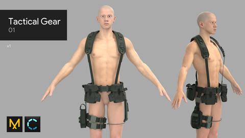 Tactical Gear 01