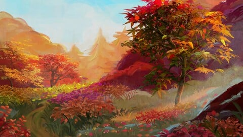 Tutorial Autumn vibes