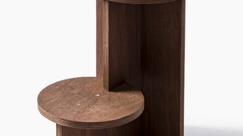 flower pot stool