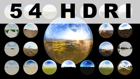 54 HDRI