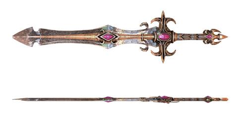 Magical Sword 2