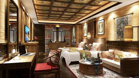 bedroom hotel suites designed a complete 18