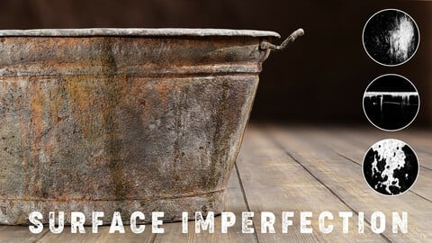 Metal Surface Imperfection Vol 02