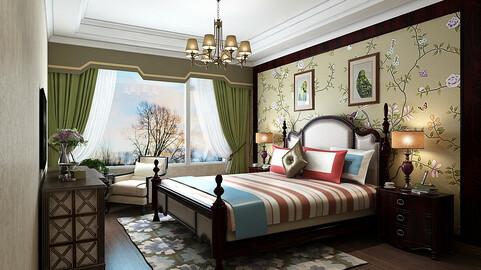 Stylish bedroom complete 31