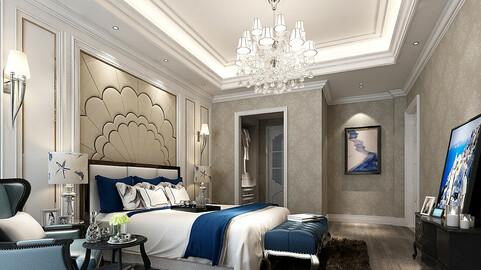 Stylish bedroom complete 38
