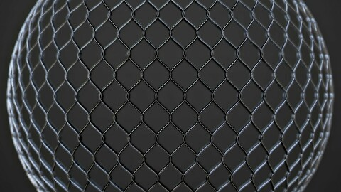 Chain-Link Material