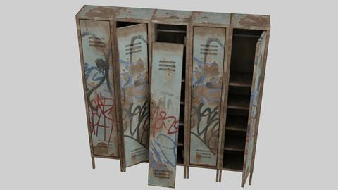 Abandoned Locker