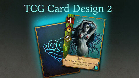 TCG Card Design 2