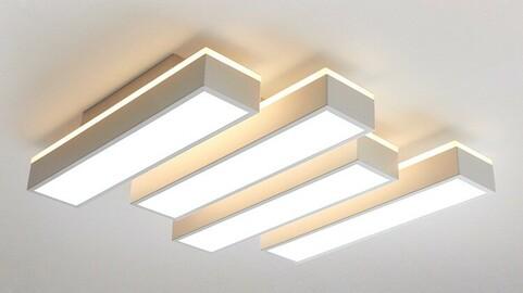 LED Raid Living Room