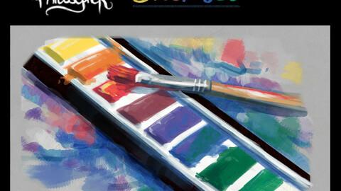 RainbowPhilosophers Brushset 1.0