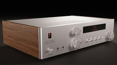 JBL AS 750 Integrated Amplifier