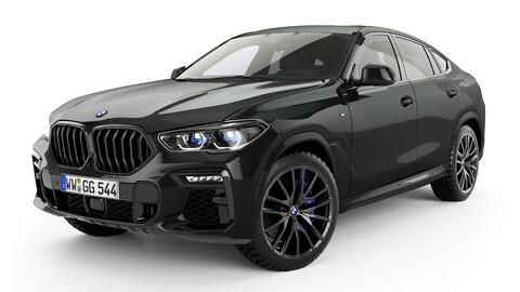 BMW X6 2021 SUV