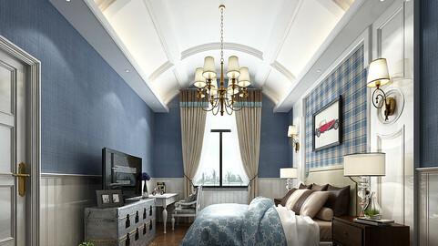 Stylish master bedroom design  43
