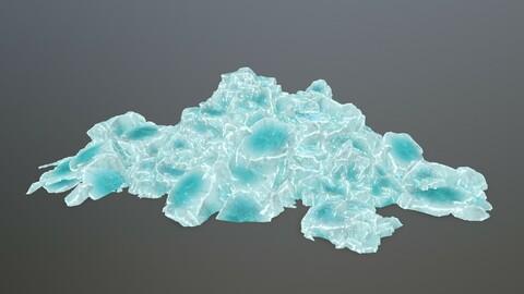 Icy Rock Set