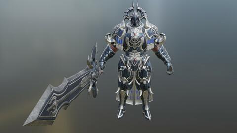 Warior character