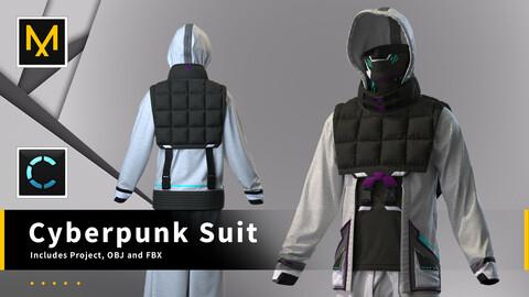 Сostume with vest