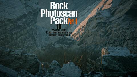 Rock Photoscan Part2