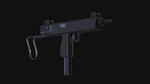 Steyr Maschinen Pistole 69