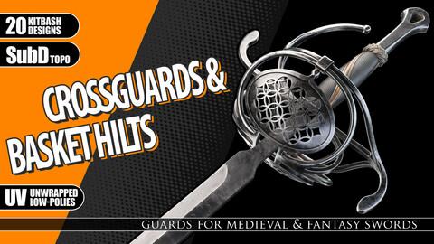 Crossguards and BasketHilt guards for Swords