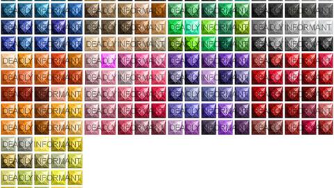 French Cut Gemstones [48x48]