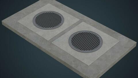 Manhole 2A