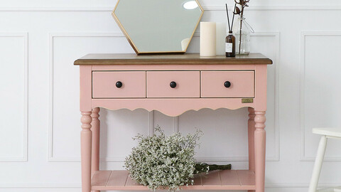 BN-85 French Pink Console