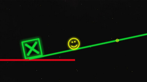 Neon Yellow Ball - Unity Source Code With AdMob Ads