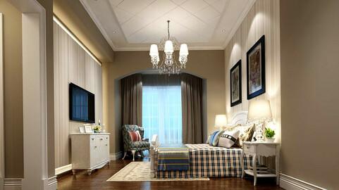 Luxury stylish interior master Bedroom - 84
