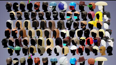 85 Base Stylized Haircuts