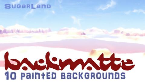 BackMatte Volume 2 - Sugarland