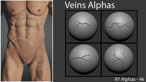 Veins Alphas