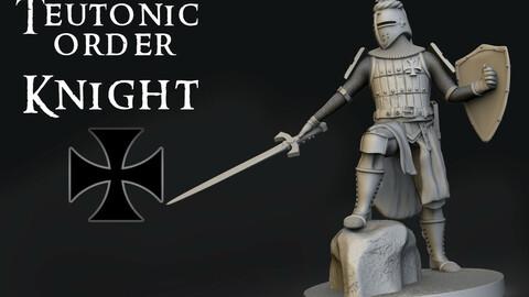 Teutonic Order Knight