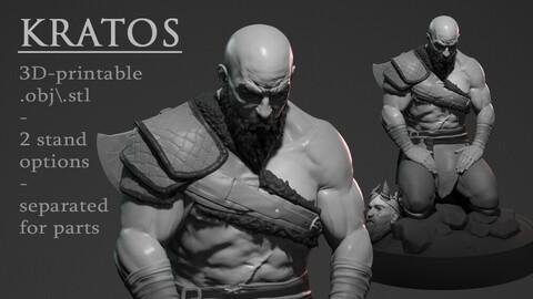 Kratos | 3D print model