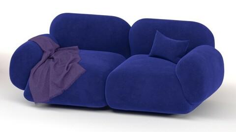 Sundae Lounges Armchair