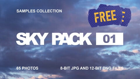 Sky Pack 01 / FREE Samples Collection