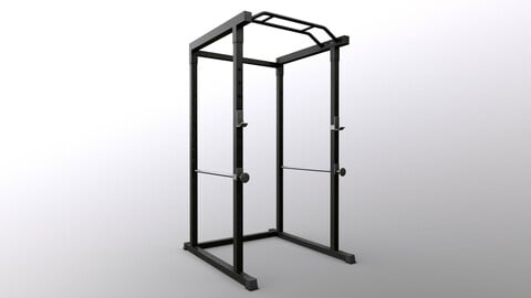 PBR Gym Power Cage Multifunction - Type B