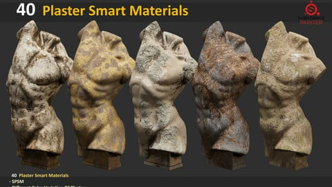 40 Plaster Smart Materials