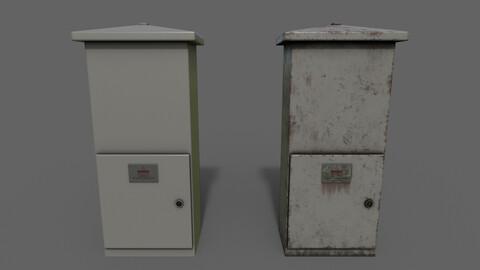 PBR Electric Box (Grey) Ver.4